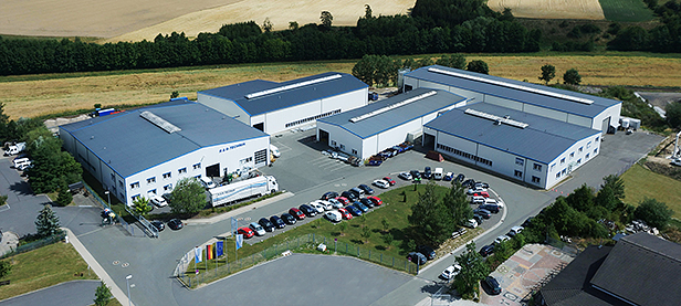 R&R Technik Group Head Office Germany