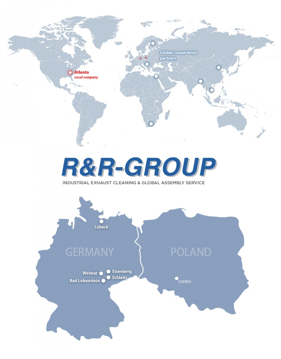 R&R GROUP – The Clean Tech Experts
